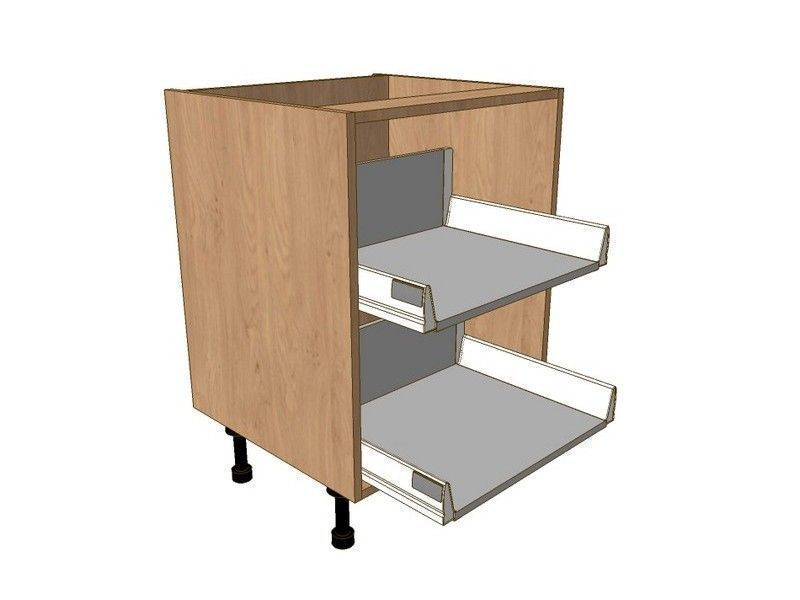 Fitzroy Paint To Order 1000mm Drawer Pack 2 Pan