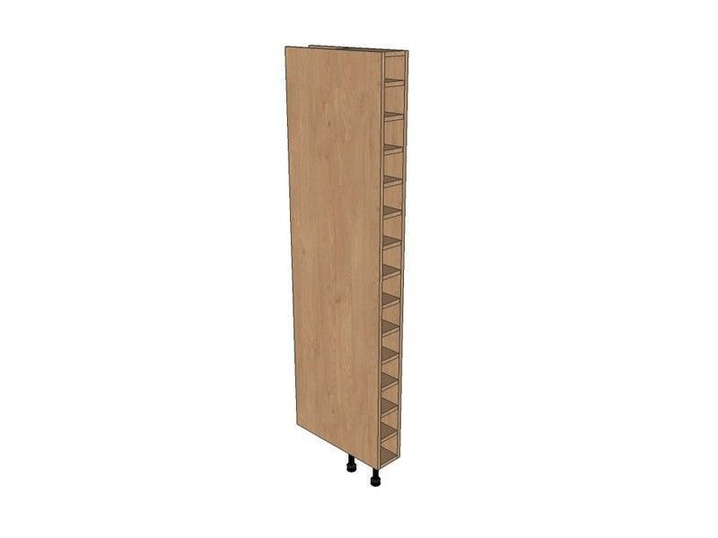 Fitzroy Paint To Order 150mm Tall Wine Rack Pigeon Hole 1825mm High