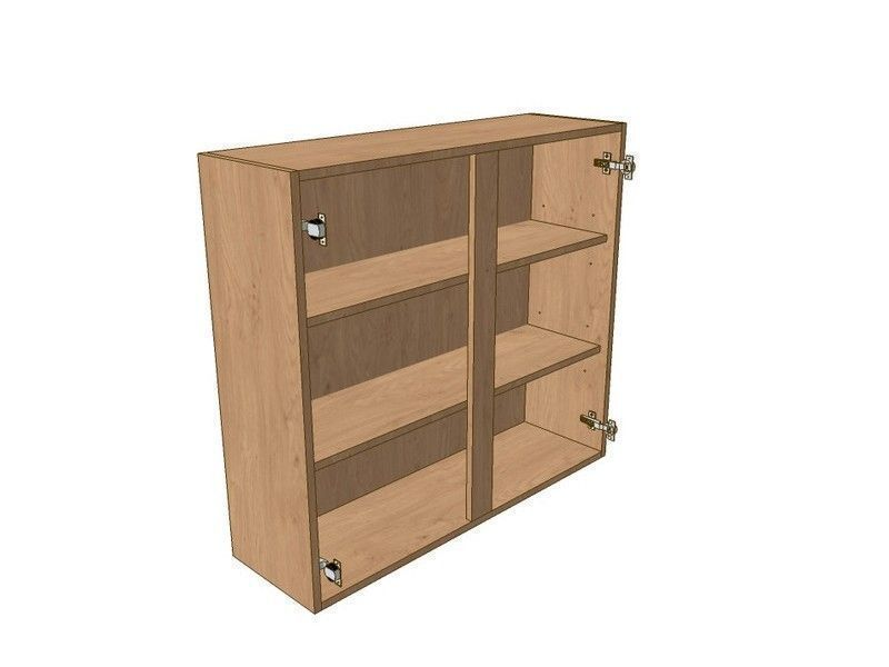 Fitzroy Paint To Order 1000mm Wall Unit 900mm High