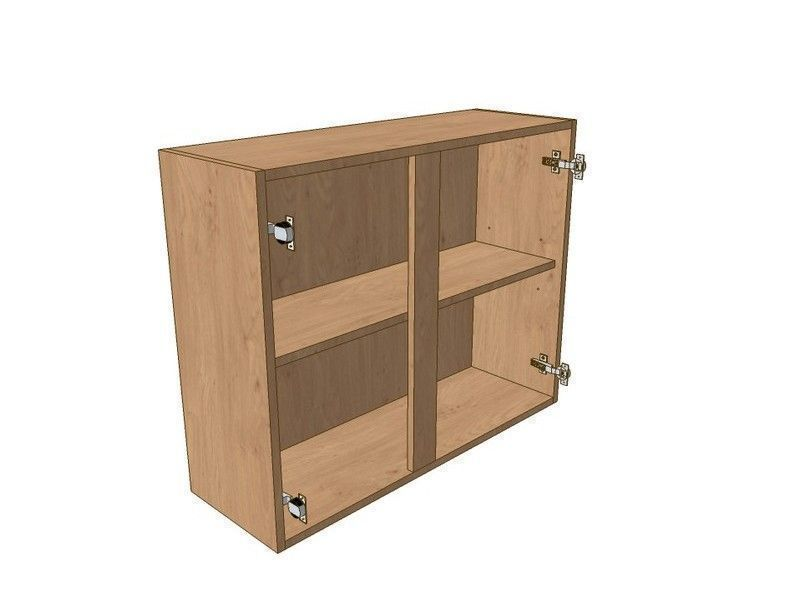Fitzroy Paint To Order 700mm Wall Unit 720mm High 300mm LH & 400mm RH