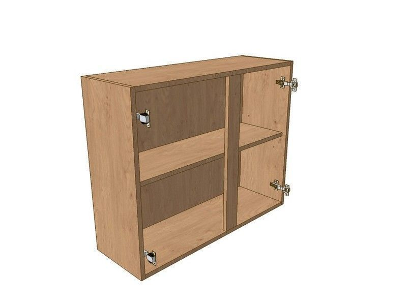 Noto 700mm Wall Unit 720mm High 400mm LH & 300mm RH