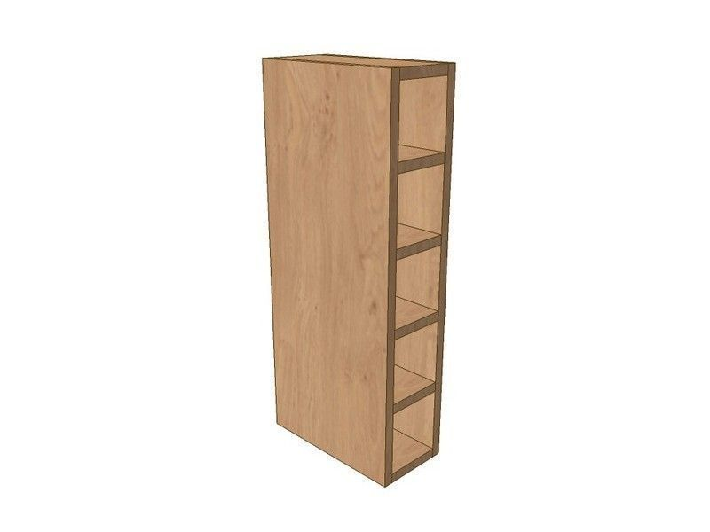 Noto 150mm Wall Wine Rack Pigeon Hole Unit 720mm High