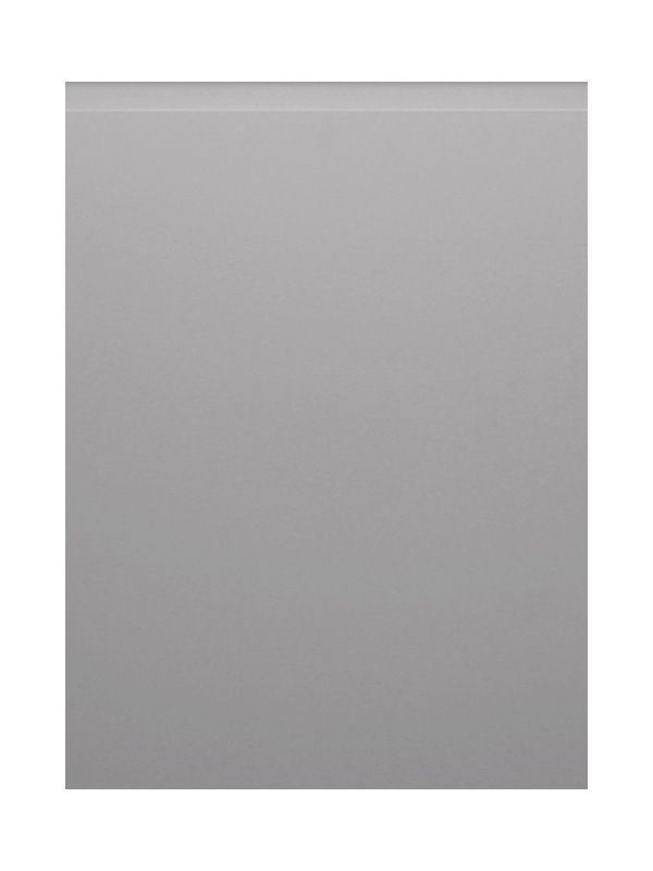 1245x297mm Remo Gloss Silver Grey Door